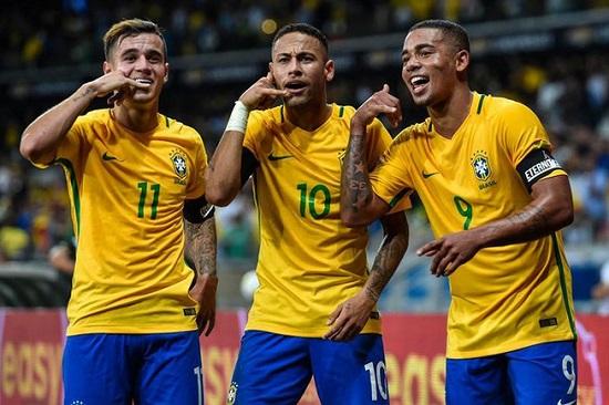 Các ngôi sao của brazil.