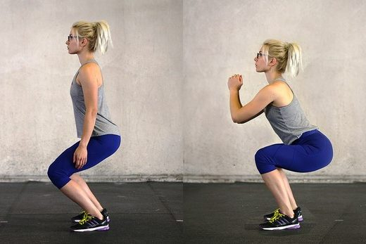 squat là gì