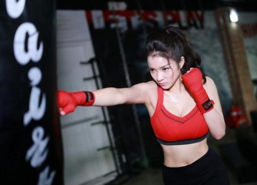 taapj boxing giúp giảm cân