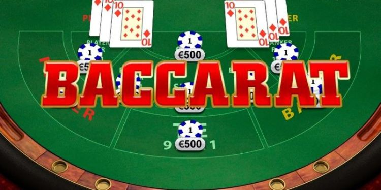 chơi cược baccarat